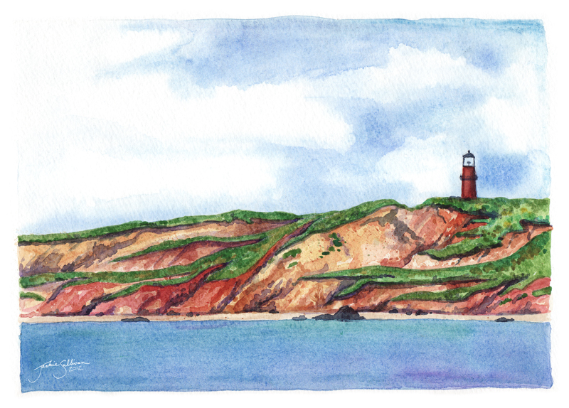 Ocean View of Aquinnah