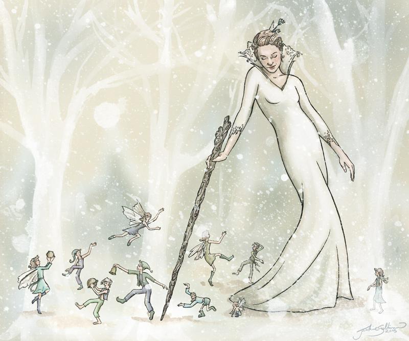 Snow Dancing
