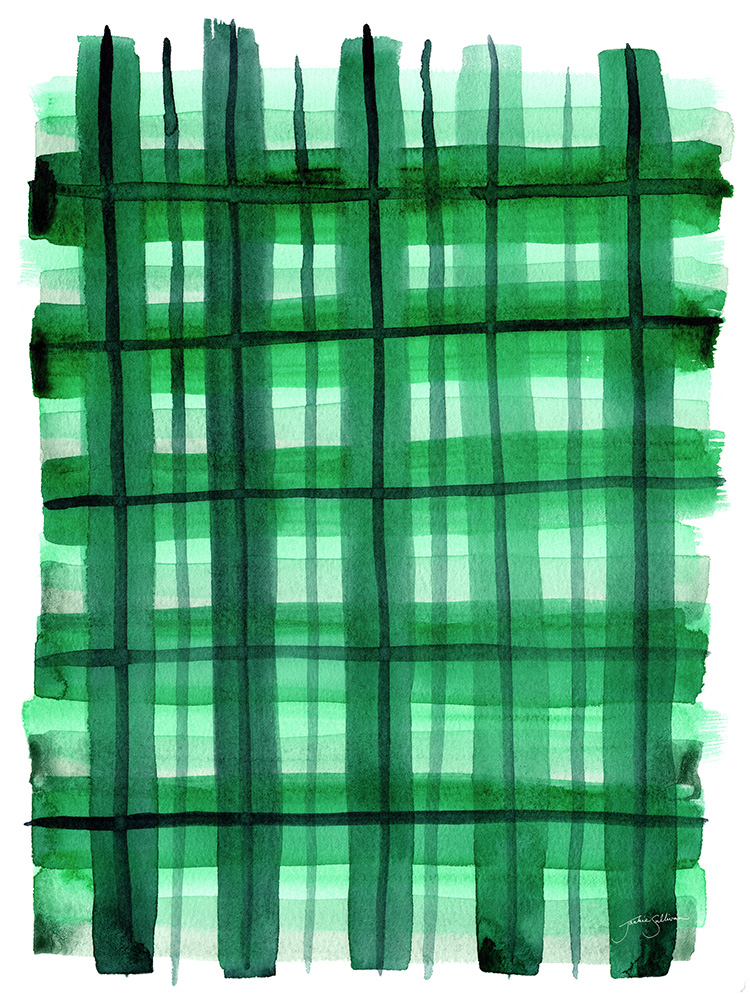 Evergreen Plaid